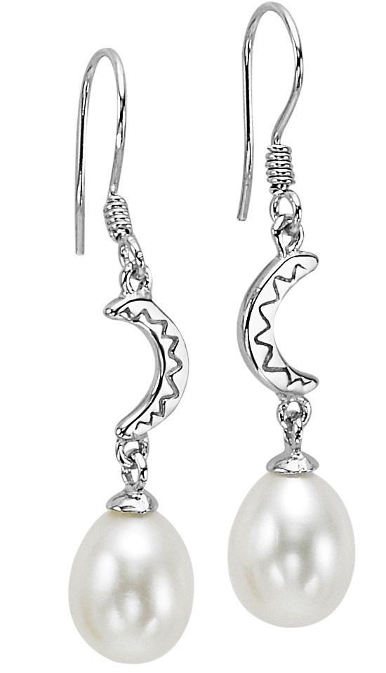 Silver F/W Pearl Pendant/158EO1W