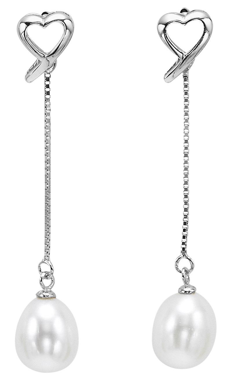 Silver F/W Pearl Pendant/362EO1W