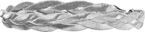 "Silver White Bracelet 7""/FB1086"