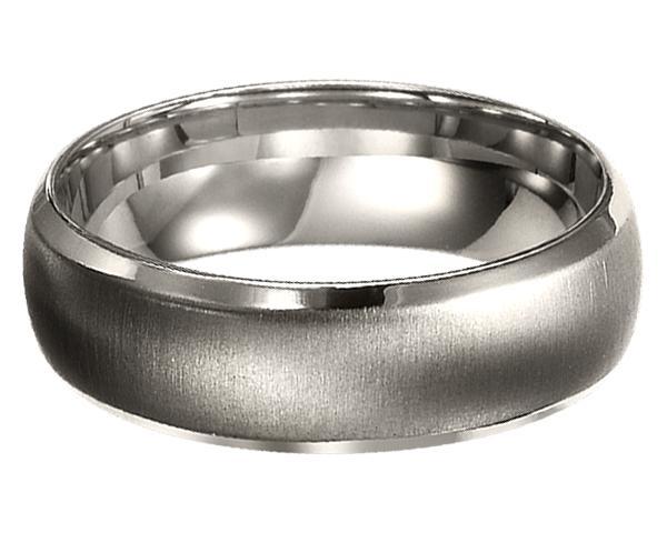 Men's Ring in Titanium/TI1001