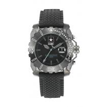 Army Stainless Steel Midnight Watch/AR101