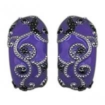 Bellissima Enamel Earrings