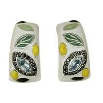 Bellissima Enamel Earrings