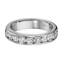 3/4 ctw Diamond Band in 14K White Gold/HDR1487LW