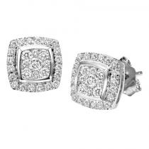 Diamond Earrings 1/3 ctw:FE4096