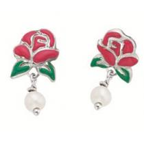 Belle Collection Silver Earrings: FE4102