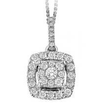 1/3 ctw Diamond Pendant / FP4070