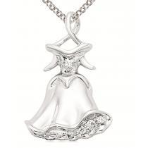 Disney Silver Pendant