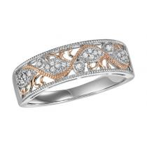 Gold Diamond Band  /FR1403