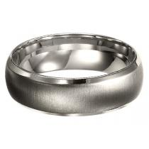 Men's Ring in Titanium/TI1001