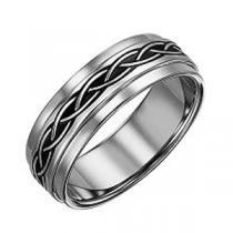 Men's Ring in Stainless Steel/TS1030