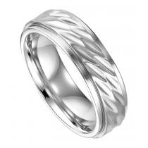 Men's Ring in Stainless Steel/TS1043
