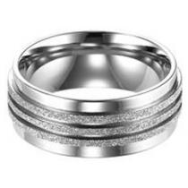 Men's Ring in Stainless Steel/TS1045