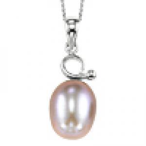 Silver F/W Pearl Pendant/009PP