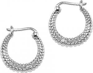 Silver Diamond Pendant / SPD2045