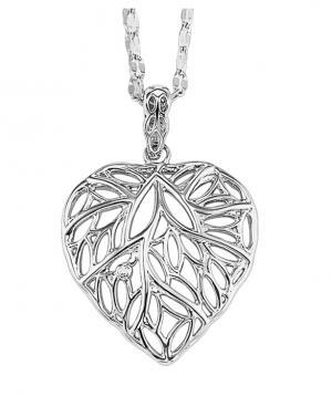Silver Diamond Pendant / SPD2047