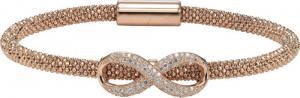 Silver Infinity Bracelet Rose/FB1080