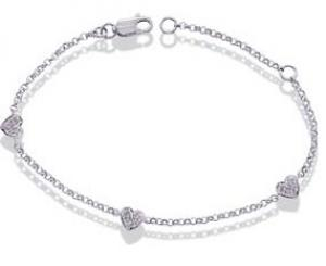 Disney Silver Bracelet