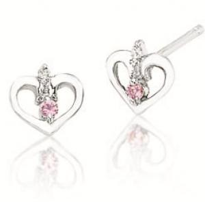 Disney Silver Earrings