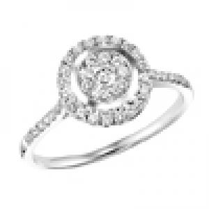 Diamond Ring 1/2  ctw:FR4098