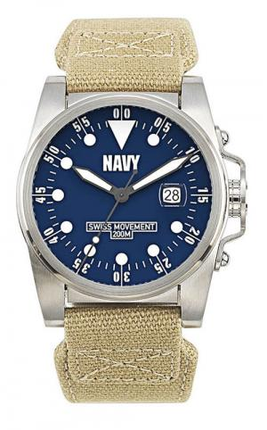 U.S Navy Swiss Movement Watch/NV101