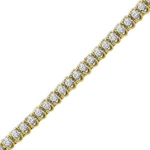 Diamond Bracelet 4ctw / SB946- 4CT/14K